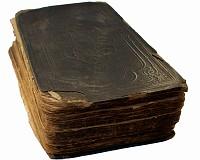 A megégett Biblia